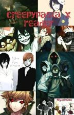 creepypasta x reader  by niclezo