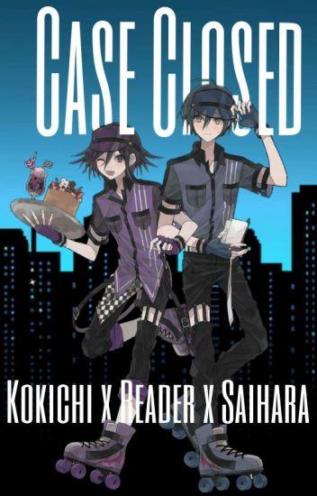 Shuichi X Reader