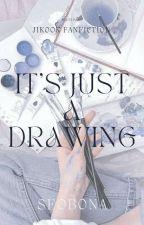 It's just a drawing /Jikook/  by SeoBona