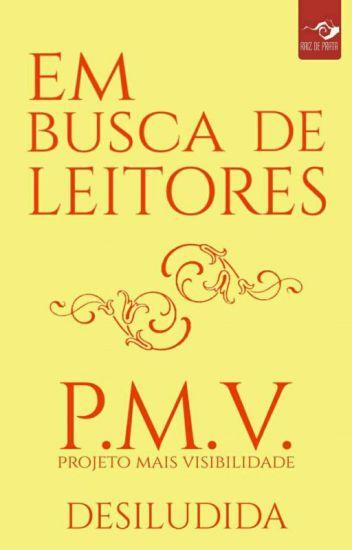 Em Busca De Leitores / P.M.V
