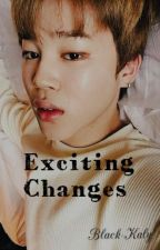 Exciting Changes /YoonMin. by Black-Kaly