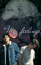My feelings. || Jalonso Villalnela [OMEGAVERSE] by _iQueCursi