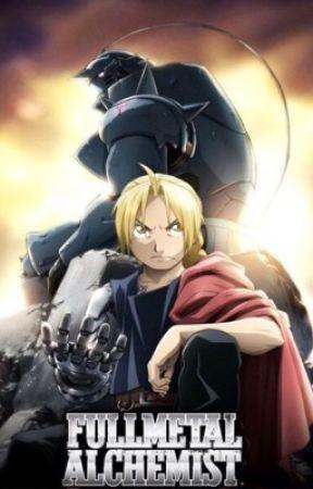 Fullmetal alchemist  by Officialdash