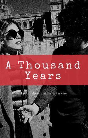 A Thousand Years |JORGIARA| by GabiDionich