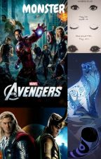 Monster    (The Avengers FanFiction) by xLucyUchiha