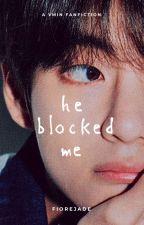 He blocked me! × vmin by fiorejade