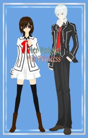 Her Knight, His Princess *Zero Kiryu* by Ayahime0