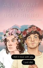 All I want is your Boyfriend | L.S by lashton_fever