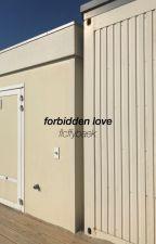 forbidden love *discontinued* by flcffybaek
