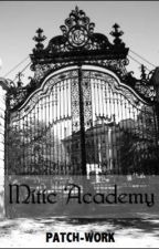 Mitic Academy [ON HOLD] by HardcoreMermaid