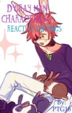 D'Gray Man Characters--React To Shippings by LeilaEvita