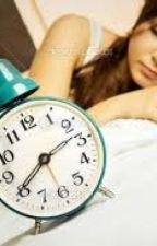 My Eighteenth Alarm Clock ( just one shot) by audreykang