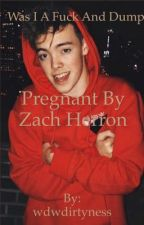 Pregnant by Zach Herron  by limelight_wdw_2016