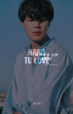 HARD TO LOVE. (BLUE II.) pjm by daevely