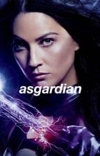 asgardian ▸ The Gifted  by BrewerChantelle