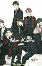 The Kim's (vkookmin) by vreyalene