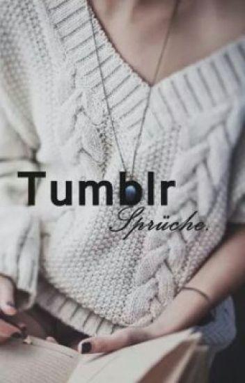 Tumblr Sprüche