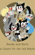 BABTQFTIM; Bendy x reader by Annamaequeen