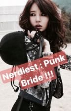 Nerd : Punk Bride 👰🏻 😎 by VananaJhane