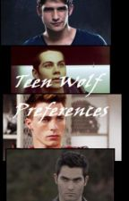 Teen Wolf Preferences by Brianna_Hale