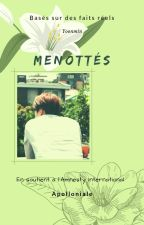 Menottés [y.m] by Army_Yoonmin_FR
