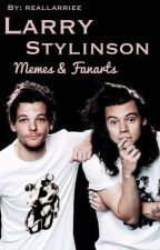 Larry Stylinson Memes & Fanarts by reallarriee