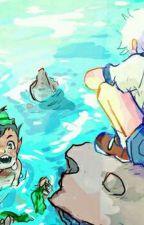 H×H Little Mermaid by claudiamee
