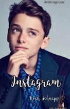 instagram 》 noah schnapp x reader by -cinnamonschnapp