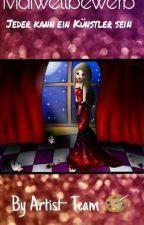 Malwettbewerb - Jeder kann ein Künstler sein by Kittys_MagicBooks