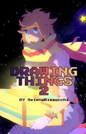 DRAWING THINGS 2 by SelenaBizzocchi