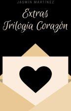 Trilogía Corazón (Extras) by corazondhielo31