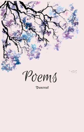 Poems by pancreak
