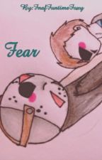 Fear (Jason Voorhees x Michael Myers) by FnafFuntimeFoxy