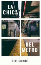 La chica del metro by xfrusciante