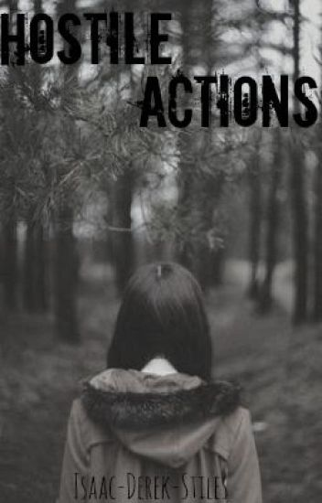 Hostile Actions // Teen Wolf