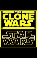 Star Wars / Clone Wars imagines by KohinaHiruko001