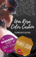 Una Rosa Color Carbón |Adrinette Fanfiction| by TheDreamyLadybug
