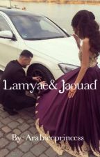 Lamyae&Jaouad by arabiecprincess