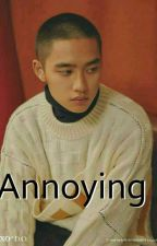 Annoying | BaekSoo  by moemoecindy