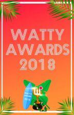 Watty Awards 2018 by WattAwards2017-2