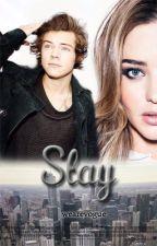 Stay|Harry Styles by wearevogue