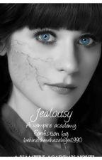 Jealousy by bhindthesehazeleyez