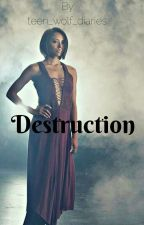 Destruction (The Gifted) by teen_wolf_diaries