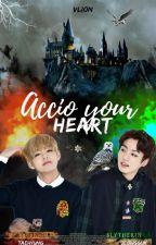 Accio your heart ➷KookV by Min3094