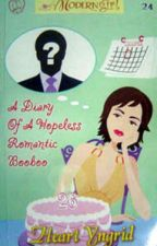 A Diary Of A Hopeless Romantic Booboo COMPLETED (Published by PHR) by PHR_Novels