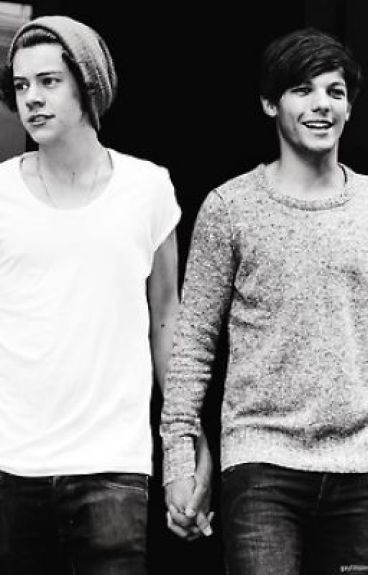 Help me to love again (Au, Larry Stylinson)