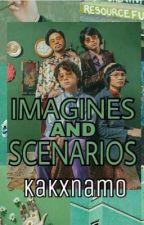 IVOS Imagines and Scenarios by kakxnamo