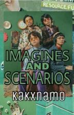 IV of Spades Imagines and Scenarios by lilseeld