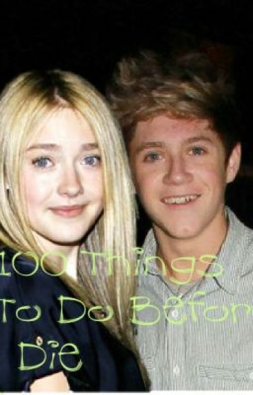 100 Things To Do Before I Die - (Long Niall One Shot) by llamadirectioner