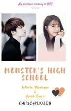 [PinkFinite]Monster's High School by chuchu0308